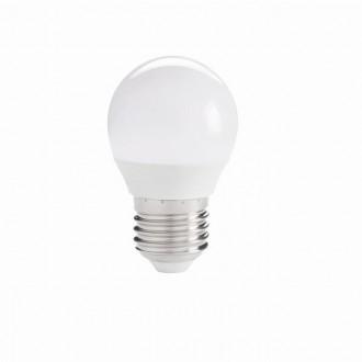 KANLUX 27305 | E27 5,5W -> 41W Kanlux kis gömb G45 LED fényforrás IQ-LED 490lm 6500K 220° CRI>80