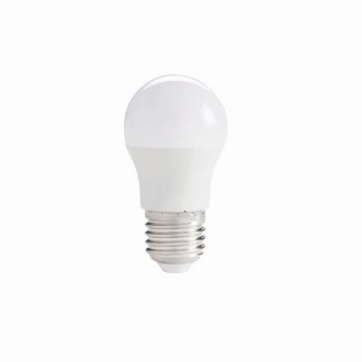 KANLUX 27309 | E27 7,5W -> 60W Kanlux kis gömb G45 LED fényforrás IQ-LED 810lm 2700K 200° CRI>80