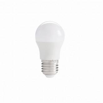 KANLUX 27310 | E27 7,5W -> 61W Kanlux kis gömb G45 LED fényforrás IQ-LED 830lm 4000K 200° CRI>80