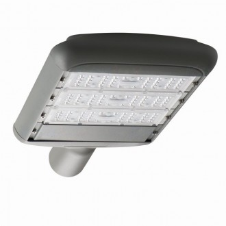 KANLUX 27332 | Street-LED Kanlux utcai / közvilágítás lámpa 1x LED 11700lm 4000K IP65 szürke