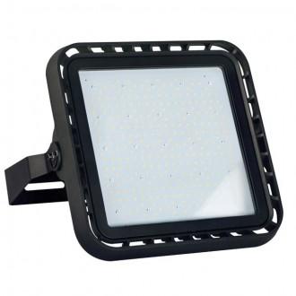 KANLUX 28492 | FL-Master Kanlux fényvető lámpa téglalap elforgatható alkatrészek, szabályozható fényerő 1x LED 28600lm 4000K IP65 IK08 fekete