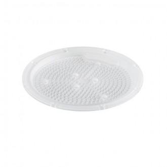 KANLUX 28538 | Kanlux lencse 90° alkatrész áttetsző