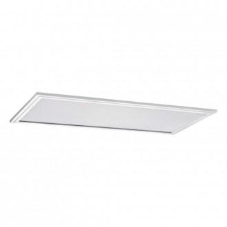 KANLUX 28551 | Bravo Kanlux álmennyezeti professional ultra SLIM LED panel - 5 év garancia téglalap UGR <19 1x LED 3360lm 4000K fehér