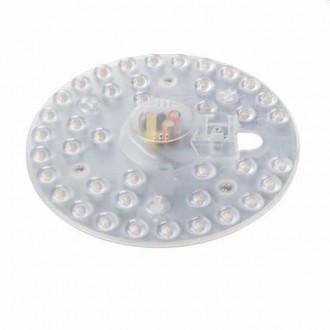 KANLUX 29303 | Kanlux-LM Kanlux LED modul lámpa kerek mágnes 1x LED 1900lm 4000K fehér