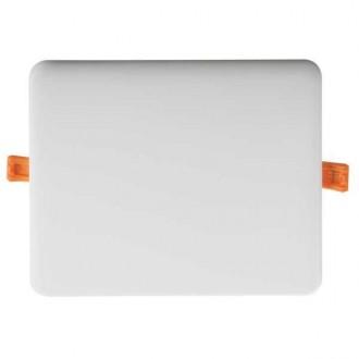 KANLUX 29594 | Arel Kanlux beépíthető ultra SLIM LED panel négyzet 186x186mm 1x LED 1710lm 4000K IP65/20 fehér
