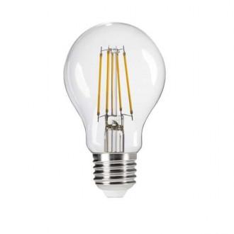KANLUX 29600 | E27 4,5W -> 40W Kanlux normál A60 LED fényforrás filament 470lm 2700K 320° CRI>80