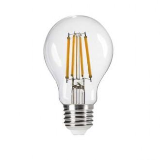 KANLUX 29601 | E27 7W -> 60W Kanlux normál A60 LED fényforrás filament 810lm 2700K 320° CRI>80