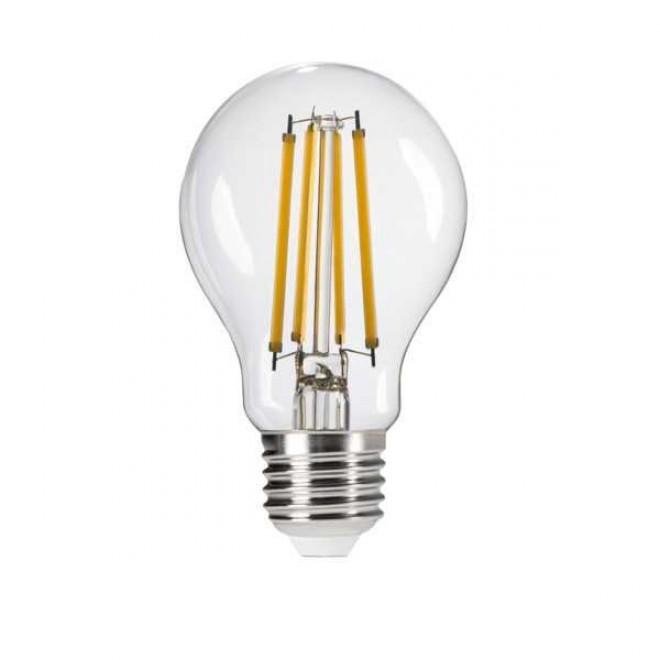 KANLUX 29604   E27 8W -> 75W Kanlux normál A60 LED fényforrás filament 1055lm 2700K 320° CRI>80