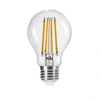 KANLUX 29605 | E27 10W -> 100W Kanlux normál A60 LED fényforrás filament 1520lm 2700K 320° CRI>80