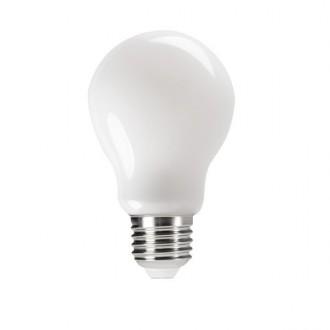KANLUX 29614 | E27 8W -> 75W Kanlux normál A60 LED fényforrás filament 1055lm 6500K 320° CRI>80