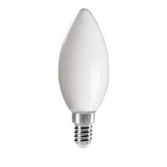 KANLUX 29621 | E14 4,5W -> 40W Kanlux gyertya C35 LED fényforrás filament 470lm 4000K 320° CRI>80