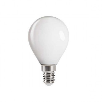 KANLUX 29629 | E14 6W -> 60W Kanlux kis gömb G45 LED fényforrás filament 810lm 4000K 320° CRI>80