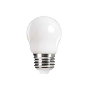 KANLUX 29630 | E27 4,5W -> 40W Kanlux kis gömb G45 LED fényforrás filament 470lm 2700K 320° CRI>80