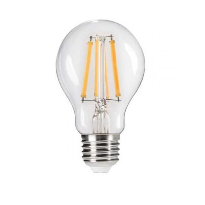 KANLUX 29635 | E27 7W -> 60W Kanlux normál A60 LED fényforrás Step Dim. 810lm 4000K szabályozható fényerő impulzus kapcsoló 320° CRI>80