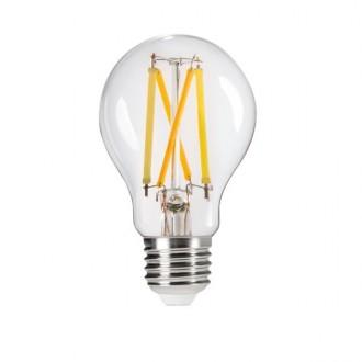 KANLUX 29636 | E27 7W -> 60W Kanlux normál A60 LED fényforrás Step CCT 810lm 2700 - 4000 - 6500K állítható színhőmérséklet impulzus kapcsoló 320° CRI>80