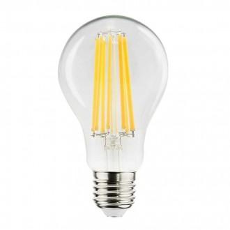 KANLUX 29639 | E27 15W -> 150W Kanlux normál A70 LED fényforrás filament 2450lm 2700K 320° CRI>80