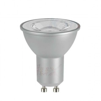 KANLUX 29808 | GU10 7W -> 75W Kanlux spot LED fényforrás IQ-LED 580lm 6500K 36° CRI>95