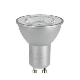 KANLUX 29809 | GU10 7W -> 43W Kanlux spot LED fényforrás IQ-LED 580lm 2700K 120° CRI>95