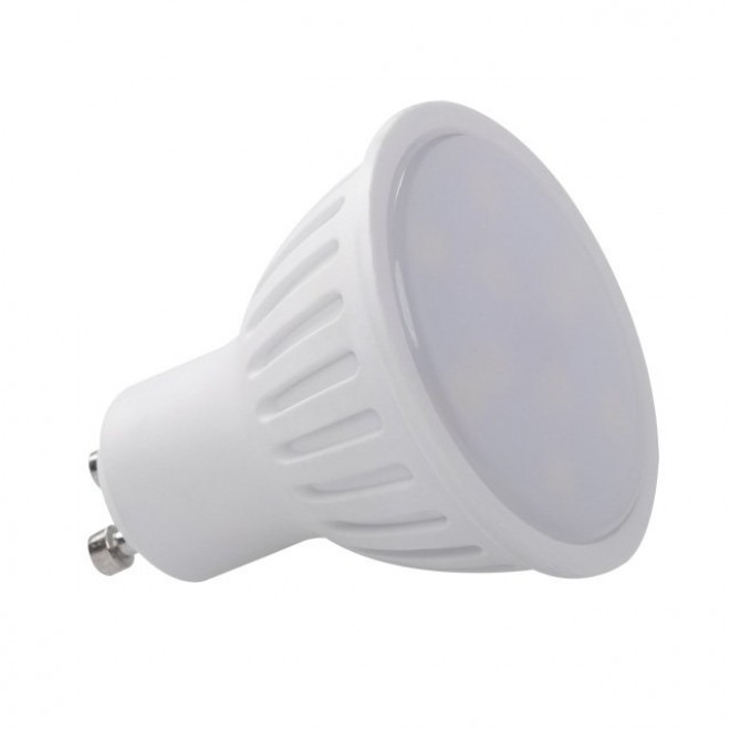 KANLUX 30190 | GU10 6W -> 38W Kanlux spot LED fényforrás SMD 430lm 3000K 120°