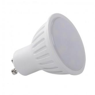KANLUX 30191 | GU10 6W -> 39W Kanlux spot LED fényforrás SMD 450lm 5300K 120°
