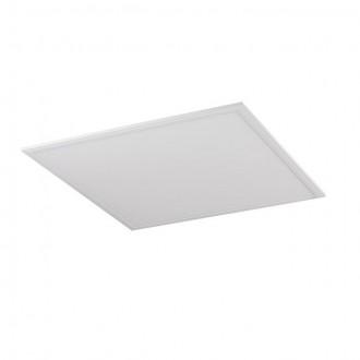 KANLUX 30221 | Barev Kanlux álmennyezeti LED panel négyzet 1x LED 3000lm 4000K fehér