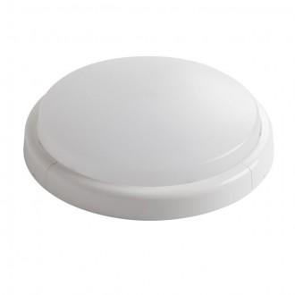 KANLUX 30411 | Duno Kanlux fali, mennyezeti lámpa kerek 1x LED 1280lm 4000K IK06 fehér