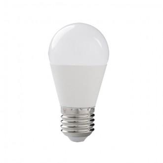 KANLUX 30444 | E27 8W -> 48W Kanlux kis gömb G45 LED fényforrás SMD 600lm 3000K 210°
