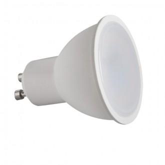 KANLUX 30445 | GU10 8W -> 47W Kanlux spot LED fényforrás SMD 580lm 3000K 120°