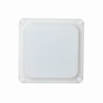 KANLUX 30471 | Mori-LED Kanlux fali, mennyezeti lámpa 1x LED 840lm 4000K IP54 fehér