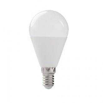 KANLUX 31038 | E14 8W -> 48W Kanlux kis gömb G45 LED fényforrás SMD 600lm 3000K 210°