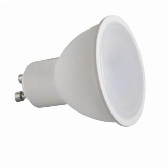 KANLUX 31040 | GU10 8W -> 47W Kanlux spot LED fényforrás SMD 580lm 3000K 120°