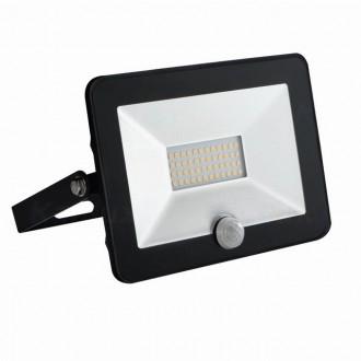 KANLUX 31067 | Grun Kanlux fényvető lámpa téglalap mozgásérzékelő elforgatható alkatrészek 1x LED 1400lm 4000K IP65 fekete