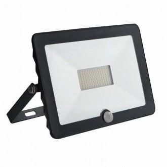 KANLUX 31069 | Grun Kanlux fényvető lámpa téglalap mozgásérzékelő elforgatható alkatrészek 1x LED 3500lm 4000K IP65 fekete