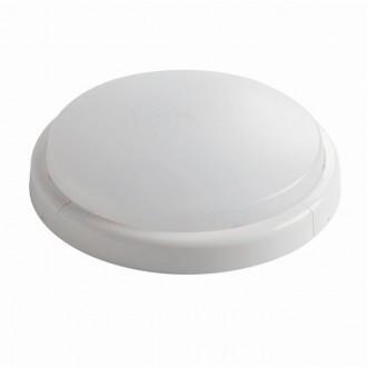 KANLUX 31091 | Duno Kanlux fali, mennyezeti lámpa kerek 1x LED 1280lm 4000K IK06 fehér