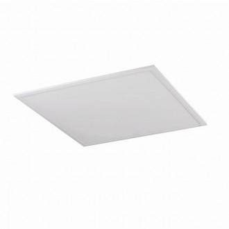 KANLUX 31130 | Barev Kanlux álmennyezeti LED panel négyzet 1x LED 3000lm 4000K fehér