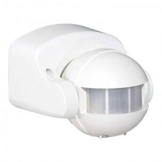 KANLUX 460 | Kanlux mozgásérzékelő PIR 165° elforgatható alkatrészek IP44 fehér