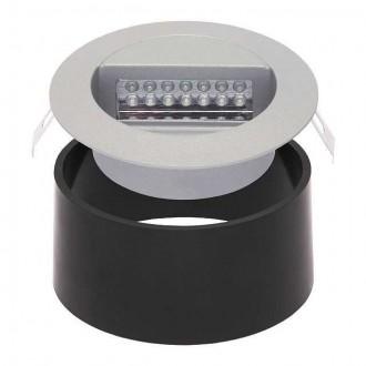 KANLUX 4680 | Dora-LED Kanlux beépíthető lámpa kerek Ø126mm 1x LED 4000K IP65 szürke
