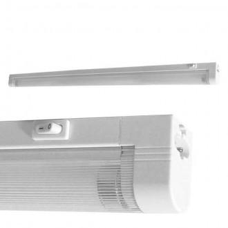 KANLUX 4730 | Mera Kanlux fali, mennyezeti lámpa kapcsoló 1x G5 / T5 4000K fehér