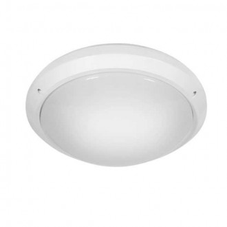 KANLUX 7015 | Marc Kanlux fali, mennyezeti lámpa 1x E27 IP54 IK10 UV fehér
