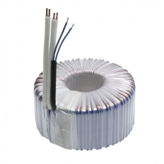 KANLUX 70407 | Kanlux toroid transzformátor 250W DIM 11,5V kerek szabályozható, hőbiztosíték