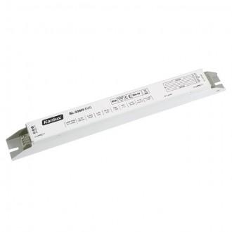 KANLUX 70484 | Kanlux működtető egység 2x36W T8 elektronikus előtét téglalap fehér