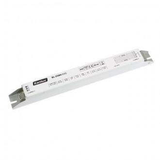KANLUX 70485 | Kanlux működtető egység 2x58W T8 elektronikus előtét téglalap fehér