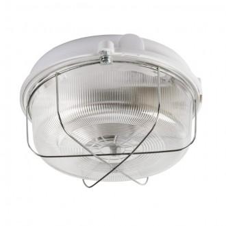 KANLUX 70525 | Ines Kanlux fali, mennyezeti lámpa 1x E27 IP43 IK08 fehér