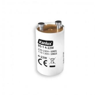 KANLUX 7180 | Kanlux fénycső gyújtó 4-22W fehér