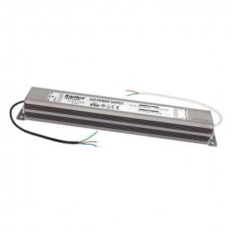 KANLUX 7800 | Kanlux LED tápegység 12V DC 0-30W 2,5A téglalap IP66 króm