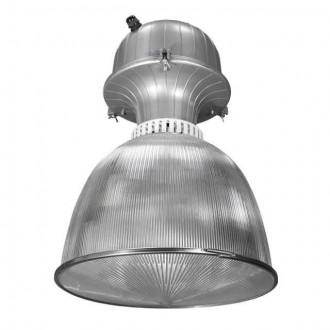 KANLUX 7861 | Euro-MTH Kanlux fémhalogén csarnokvilágító lámpa 1x E40 szürke