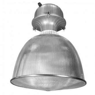 KANLUX 7863 | Euro-MTH Kanlux fémhalogén csarnokvilágító lámpa 1x E40 szürke