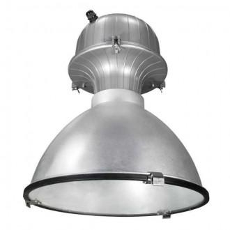 KANLUX 7864 | EuroIP54_MTH Kanlux fémhalogén csarnokvilágító lámpa 1x E40 IP54 szürke