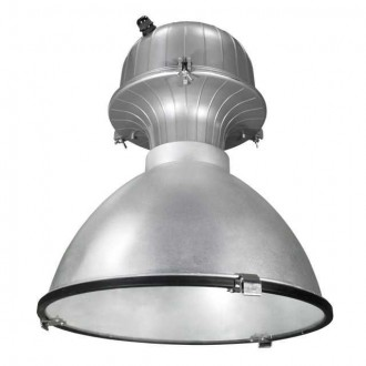 KANLUX 7865 | EuroIP54-MTH Kanlux fémhalogén csarnokvilágító lámpa 1x E40 IP54 szürke