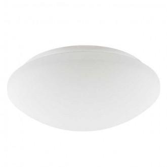 KANLUX 8810 | Pires Kanlux fali, mennyezeti lámpa kerek mozgásérzékelő 1x E27 IP44 fehér